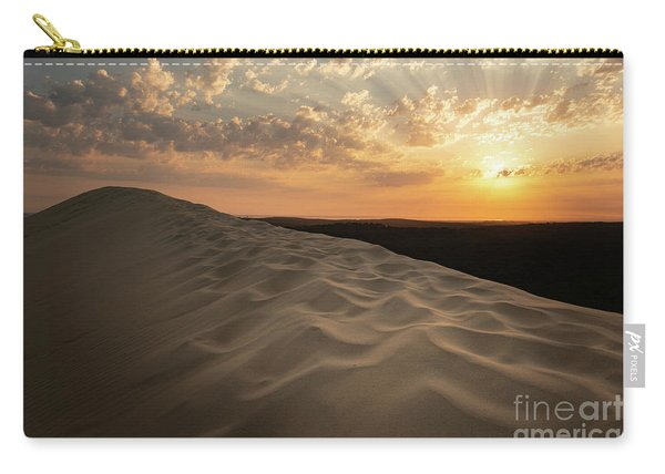 A Peaceful Moment Carry-all Pouch