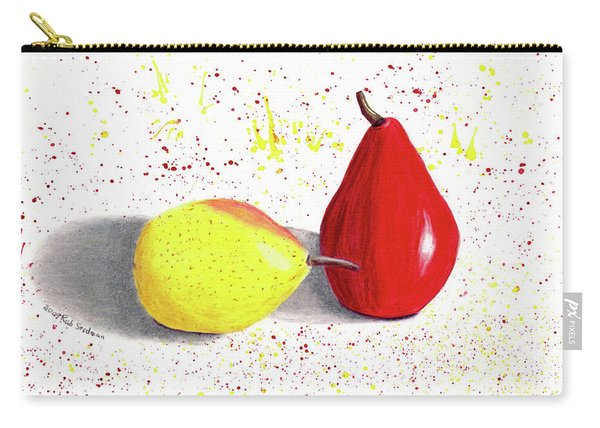 A Pear Of Friends Carry-all Pouch