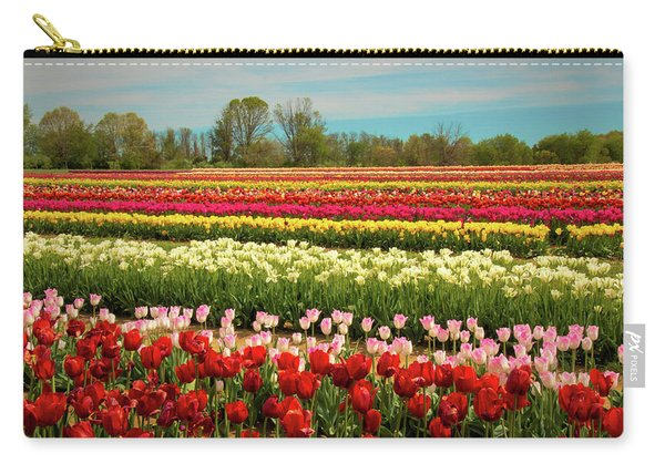 A Piece Of Holland In Jersey Carry-all Pouch