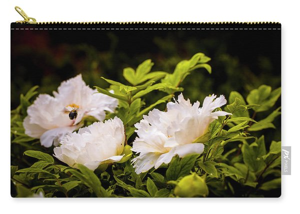 A Pollinator's Work Is Never Done Carry-all Pouch