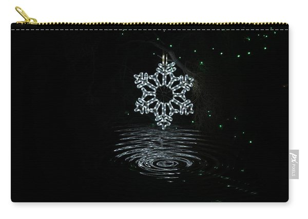 A Ripple Of Christmas Cheer Carry-all Pouch