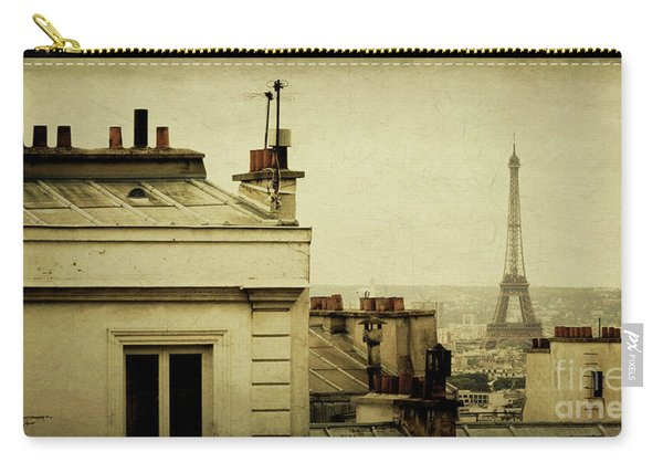 A Room With A View Carry-all Pouch