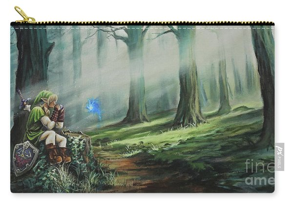 A Song For Navi Carry-all Pouch