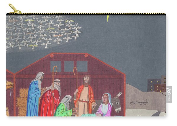A Star Is Born Carry-all Pouch
