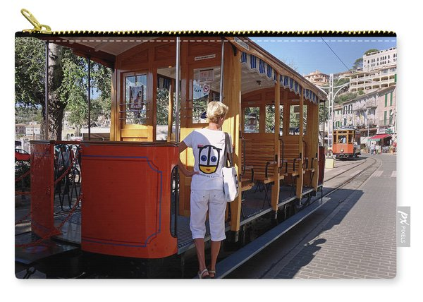 A Street Car Named Design Carry-all Pouch