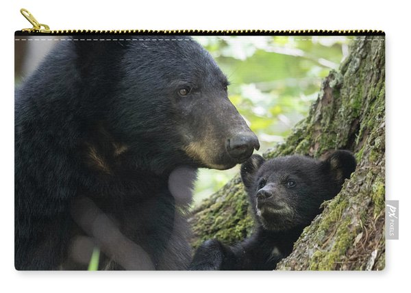 A Sunny Morning With Mom Carry-all Pouch
