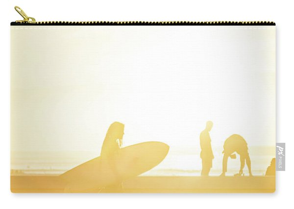 A Surf Board Carry-all Pouch