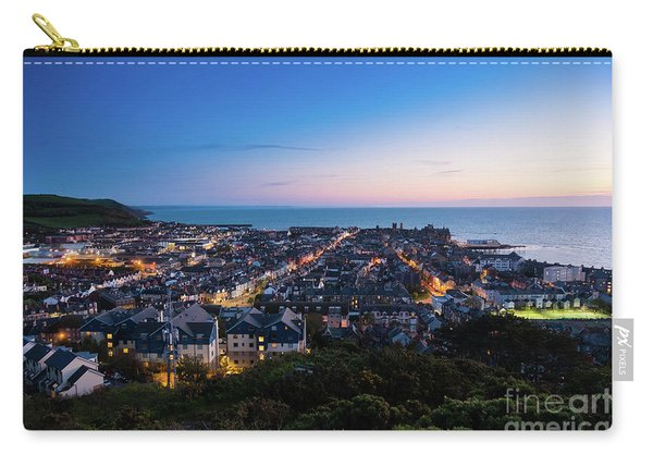 Aberyswyth At Night May 2019 Carry-all Pouch