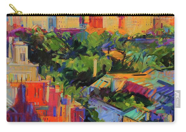 Above Central Park  Carry-all Pouch