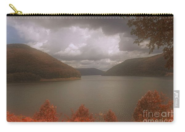 Above The Kinzua Dam Carry-all Pouch
