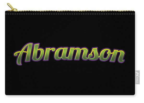 Abramson #abramson Carry-all Pouch