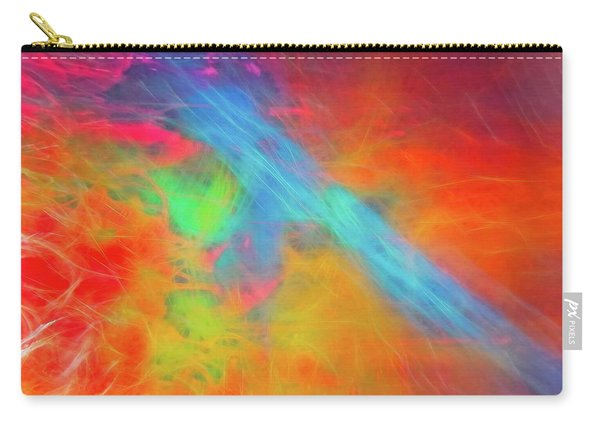 Abstract 51 Carry-all Pouch