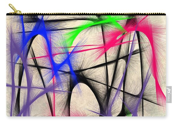 Abstract 901 Carry-all Pouch