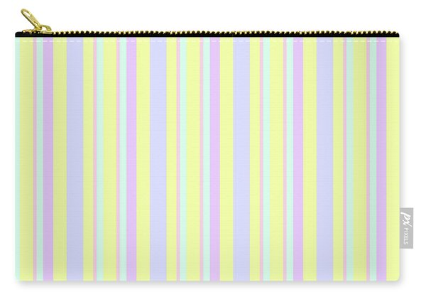 Abstract Fresh Color Lines Background - Dde595 Carry-all Pouch