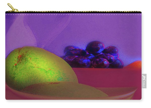 Abstract Fruit Art  109 Carry-all Pouch