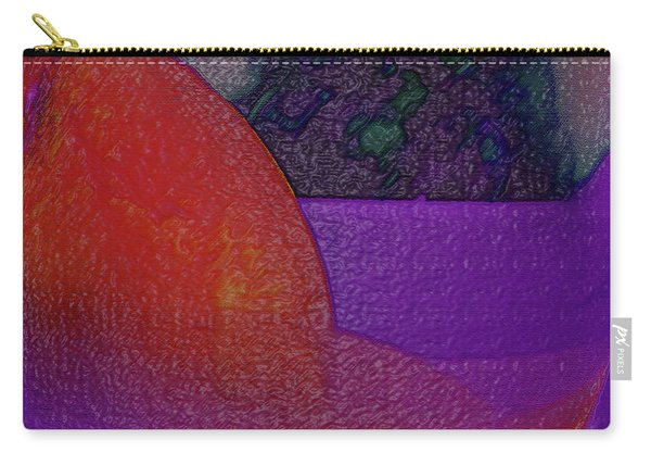 Abstract Fruit Art   132 Carry-all Pouch