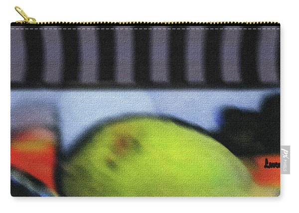 Abstract Fruit Art    138 Carry-all Pouch