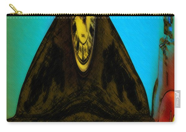 Abstract Fruit Art   139 Carry-all Pouch