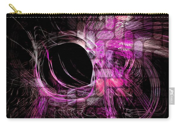 Abstract Heaven Magenta Carry-all Pouch