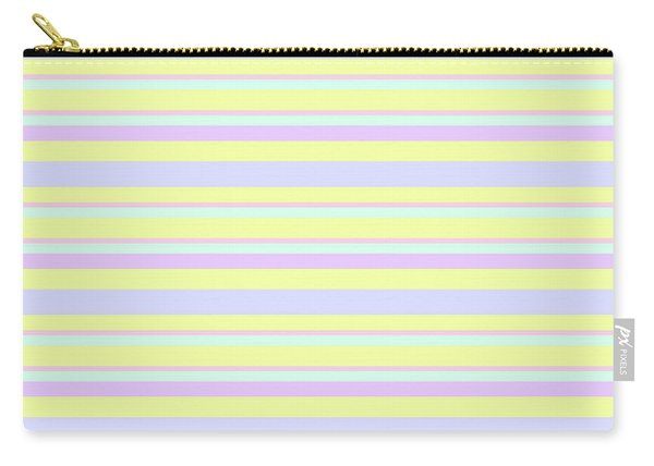 Abstract Horizontal Fresh Lines Background - Dde596 Carry-all Pouch