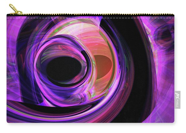 Abstract Rendered Artwork 3 Carry-all Pouch