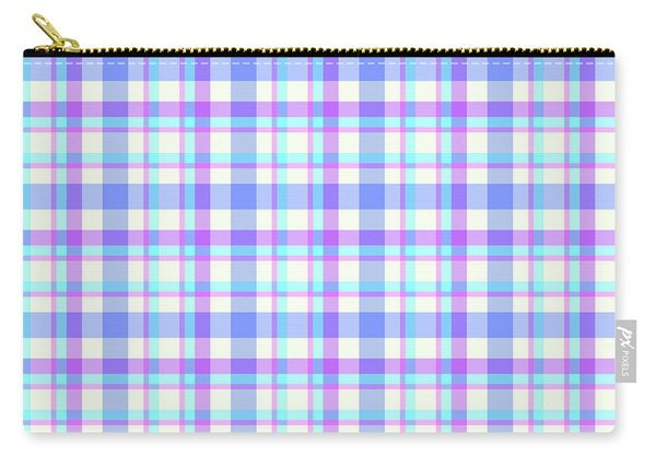 Abstract Squares Background - Dde598 Carry-all Pouch