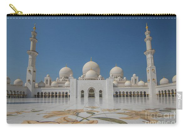 Abu Dhabi 2 Carry-all Pouch