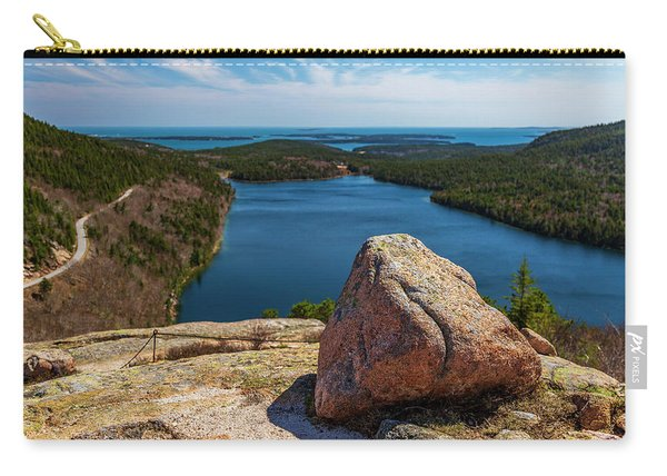Acadia Np - Peaceful Vista Carry-all Pouch