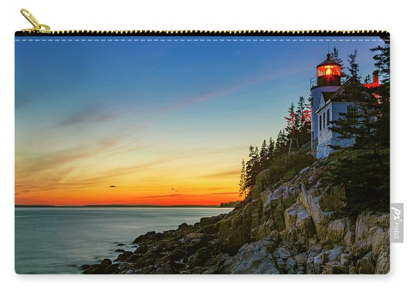 Acadia Sunset Carry-all Pouch