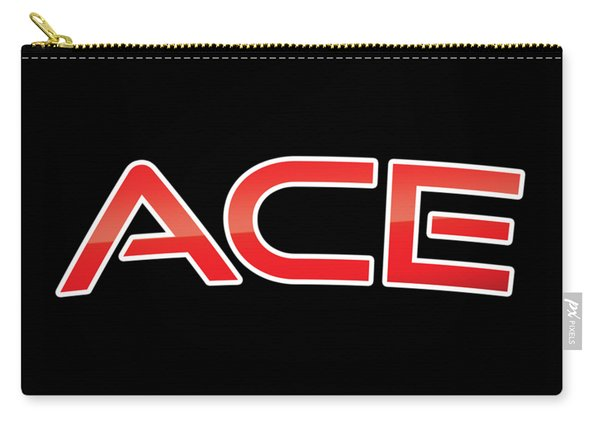 Ace Carry-all Pouch