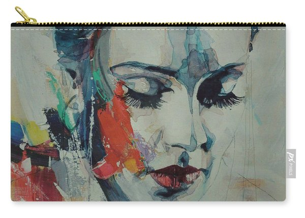 Adele - Make You Feel My Love  Carry-all Pouch