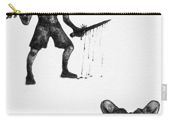 Adriano The Darkstalker - Artwork Carry-all Pouch