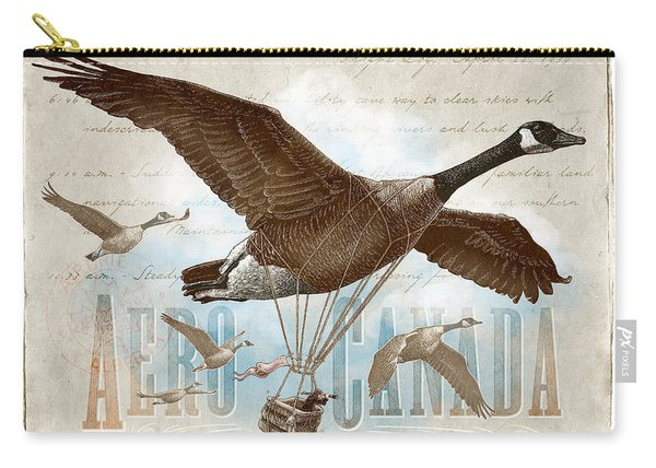 Aero Canada Carry-all Pouch