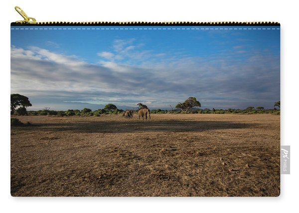 Amboseli Carry-all Pouch