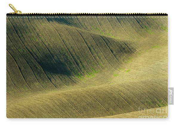 Agricultural Field Landscape  Carry-all Pouch