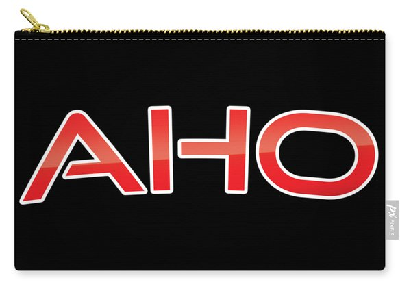 Aho Carry-all Pouch