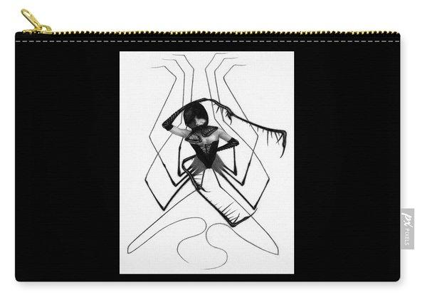 Aiko The Mistress Noir - Artwork Carry-all Pouch