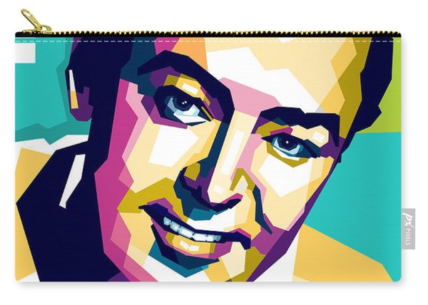 Alan Ladd Carry-all Pouch