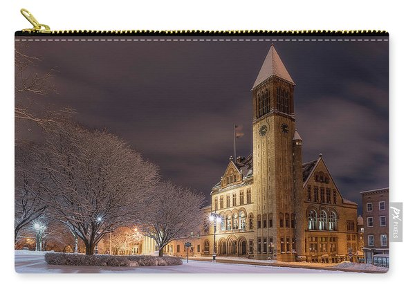 Albany City Hall Carry-all Pouch