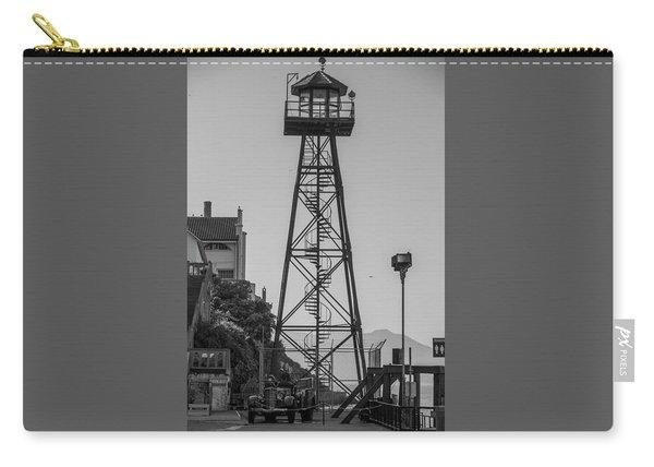 Alcatraz Light House Carry-all Pouch