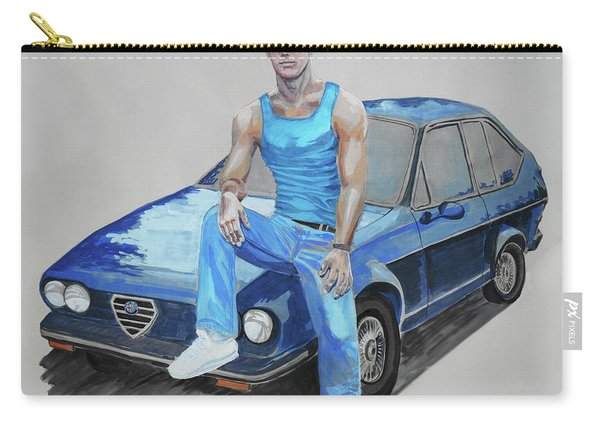 Alfa Romeo Dude Carry-all Pouch