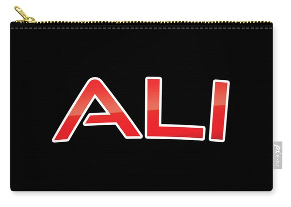 Ali Carry-all Pouch