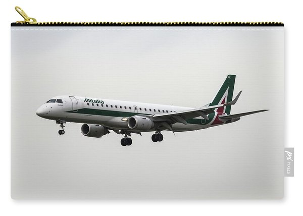 Alitalia Embraer 190 Carry-all Pouch