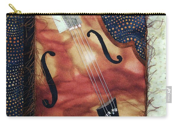 All That Jazz Bass Carry-all Pouch