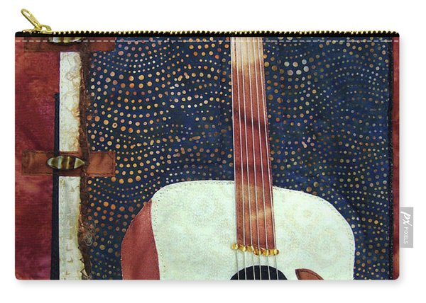 All That Jazz Guitar Carry-all Pouch
