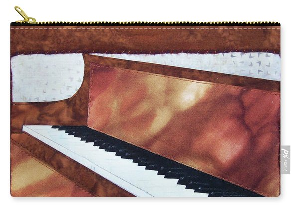 All That Jazz Piano Carry-all Pouch