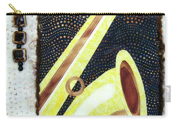 All That Jazz Saxophone Carry-all Pouch
