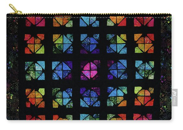 All The Colors Carry-all Pouch