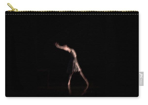 Carry-all Pouch featuring the photograph Allegra by Catherine Sobredo