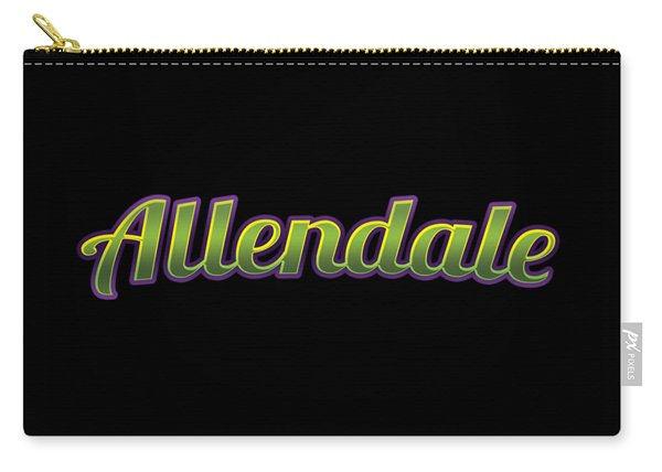 Allendale #allendale Carry-all Pouch